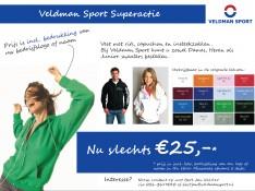 Veldman Sport Superactie!