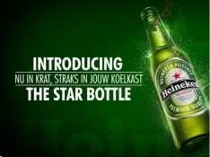 Introducing de 'Star Bottle'
