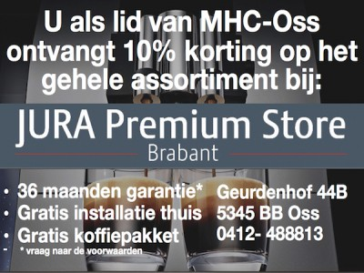Jura Premium Store Brabant