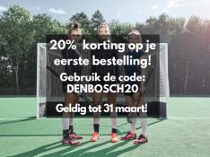 20% Korting bij STOX
