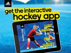 Download nu de adidas hockey app!