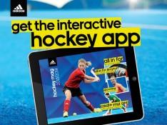 Download nu de adidas hockey app!