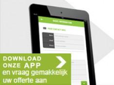 Download nu onze app!