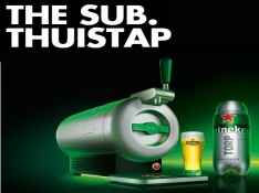 THE SUB. Thuistap next level