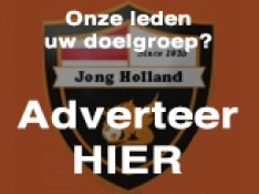 Word sponsor van CSV Jong Holland