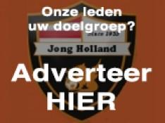 Word sponsor van CSV Jong Holland