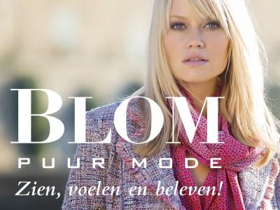 Blom Mode. Zien, voelen en beleven