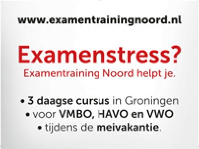 Examen training noord