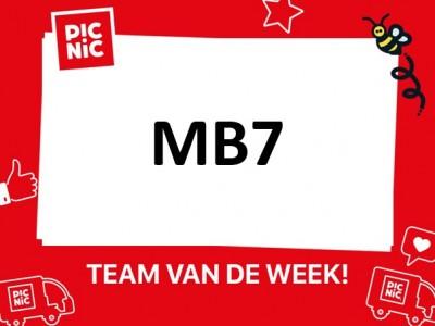 Week 8: MB7